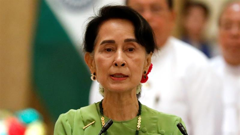 Suu Kyi skips UN General Assembly amid criticism over Rohingya