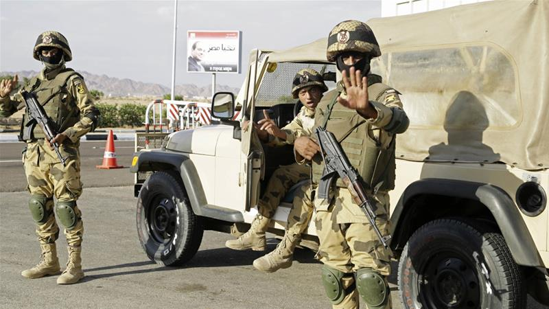 Is Egypt's security approach failing in Sinai?