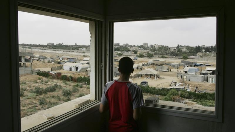 The 2014 war through the eyes of Gaza's youth | War