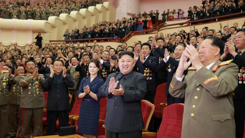 Pyongyang singled out Tokyo for 'dancing to the tune' of UN resolution [KNCA via Reuters]