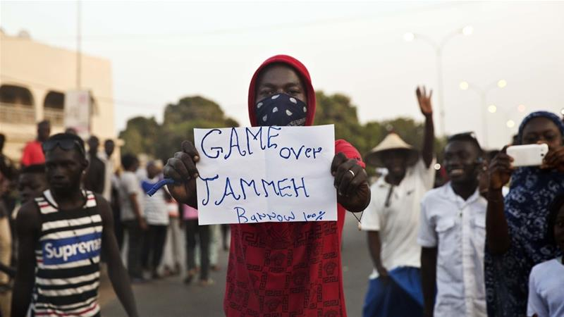 Gambia: The people who stood up to Yahya Jammeh