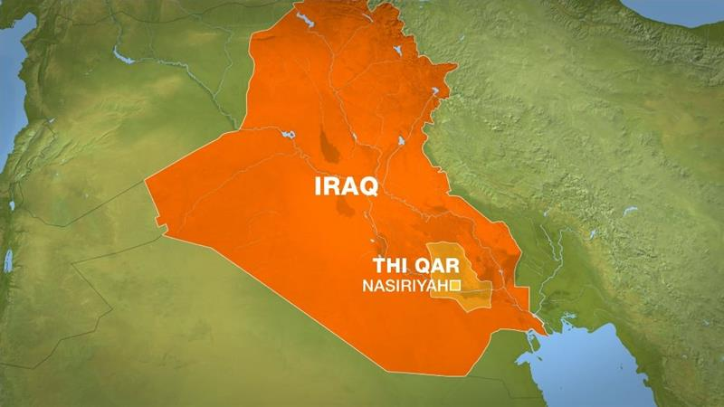37 killed in twin attacks in southern Iraq