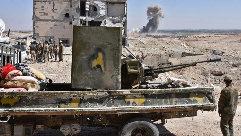 Scores killed in ISIS car bombing in Syria