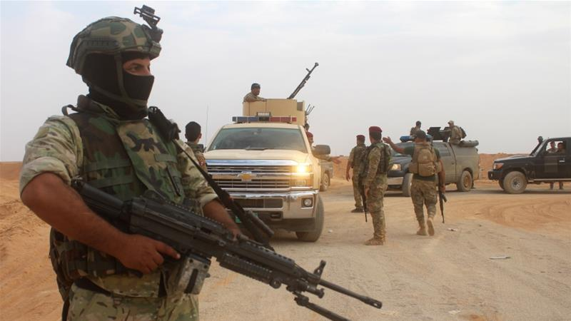 Iraqi Army Drives ISIS Out from Border Areas
