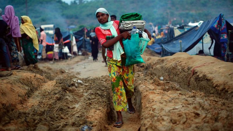 India calls Rohingya refugees 'threat to national security'