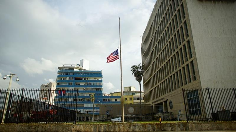 Top Diplomat Says Closing US Embassy In Cuba 'under review'