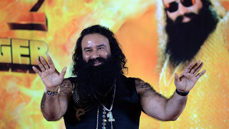 India: Godmen, Con Men and the Media