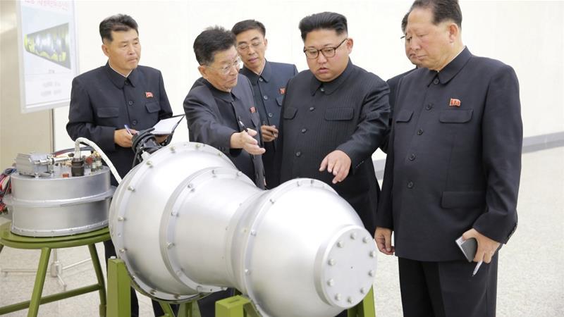 N Korea says it has hydrogen bomb