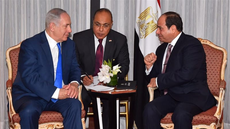 Egypt Israel Relations At Highest Level In History War