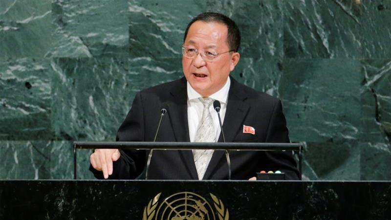 Trump Insults Make Rocket Attack 'Inevitable': N Korea