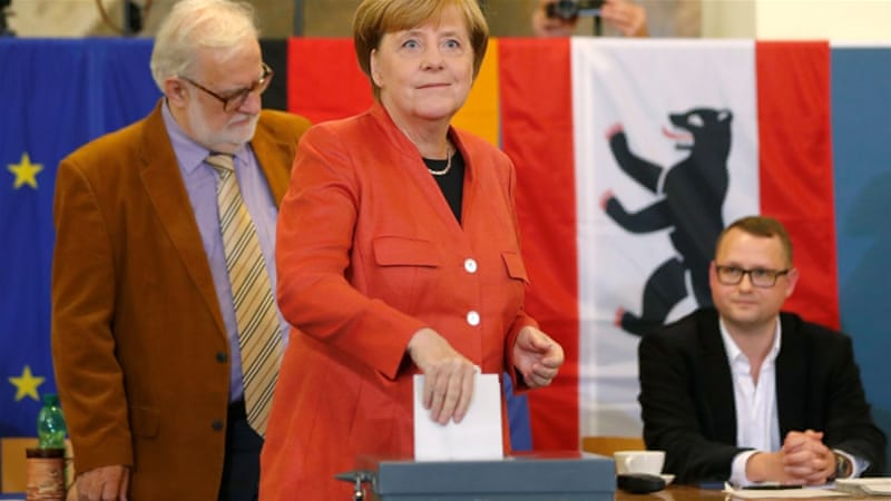 Germany votes in key national elections