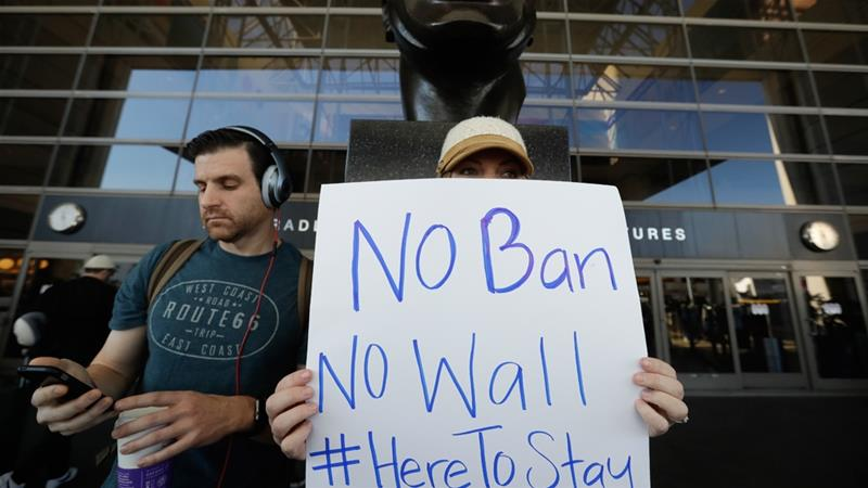 US Supreme Court allows Trump travel ban to take effect