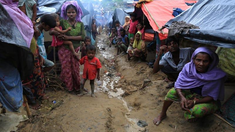 Rohingya Refugees Are Living In Squalor In Camps In Bangladesh Showkat Shafi Al Jazeera