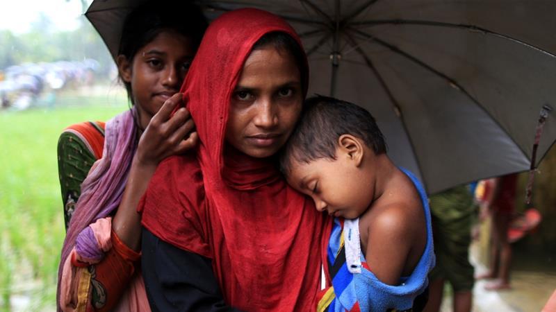 More than 500,000 Rohingya have fled the military's brutal crackdown in Myanmar [Al Jazeera]