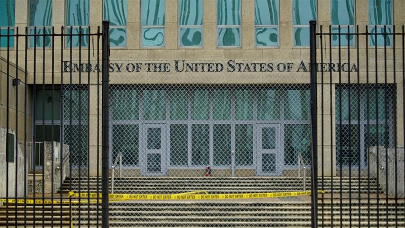 US Orders Diplomat Retreat from Cuba