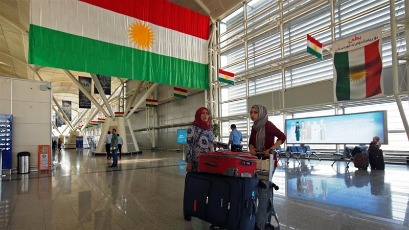 State Department Will Not Recognize Kurdish Independence