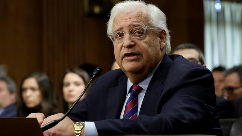 Ambassador Friedman