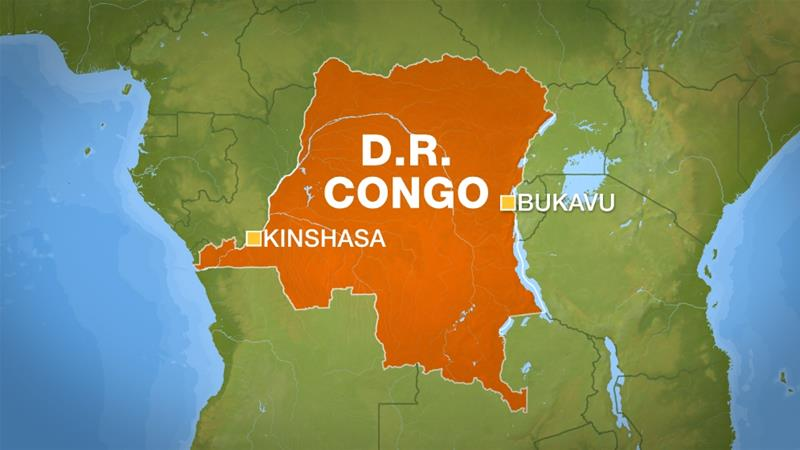 Up to 30 feared dead as DR Congo army plane crashes
