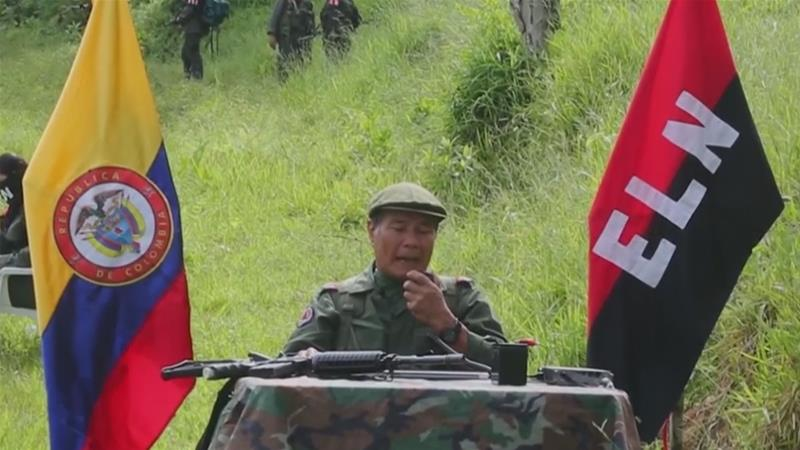 Colombia's rebel ELN begins first truce in over half a century