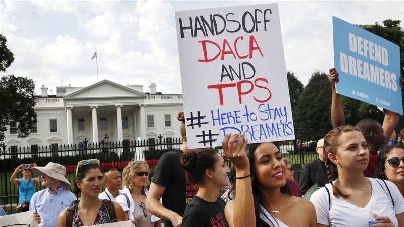 Trump to end DACA