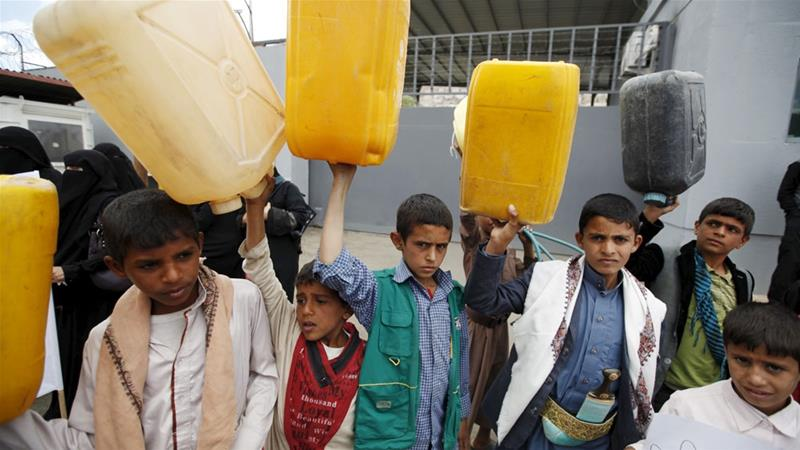 UN: Saudis 'should fund all humanitarian aid' in Yemen