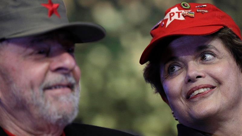 Rousseff, Lula charged in Petrobras corruption probe