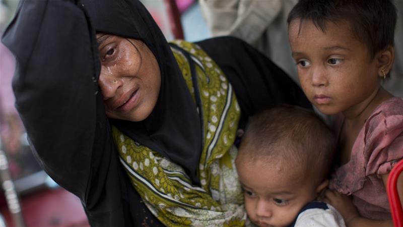 Muslim nations condemn Myanmar's 'brutal acts' against Rohingya