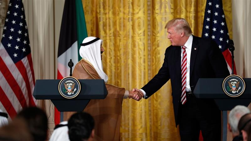 Donald Trump calls for 'united GCC', offers to mediate