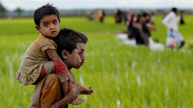 Myanmar crisis is ethnic cleansing: UN