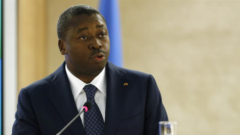 Togo opposition calls for stay-at-home protests
