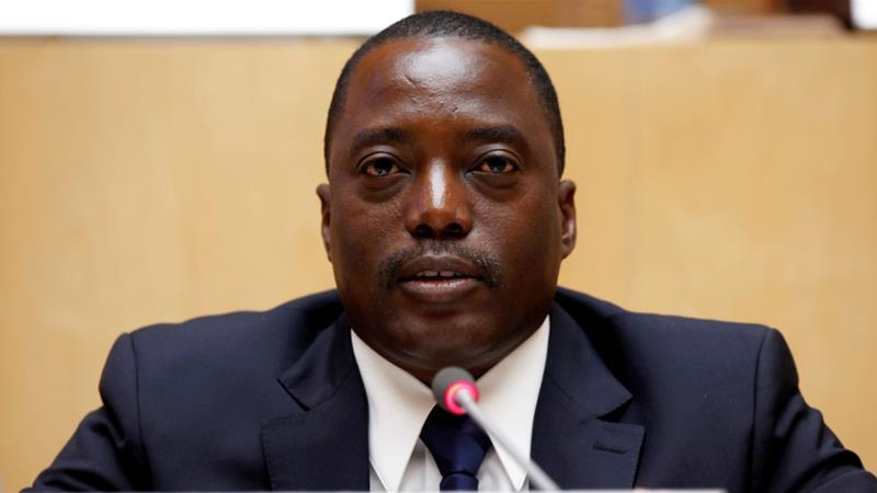 Joseph Kabila has been in power since 2001 [File: Tiksa Negeri/Reuters]