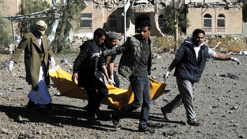 saudi accused of rights abuses in yemen civilian deaths news al
