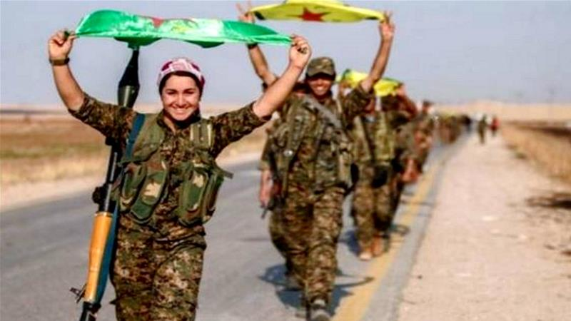Is Trump 'playing with fire' by backing Kurds in Syria?