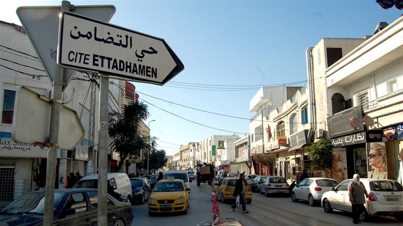 'Employ us or kill us': Tunisian youth on the margins