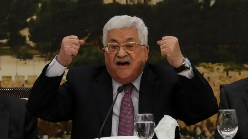 Palestinian leaders reconsider recognition of Israel