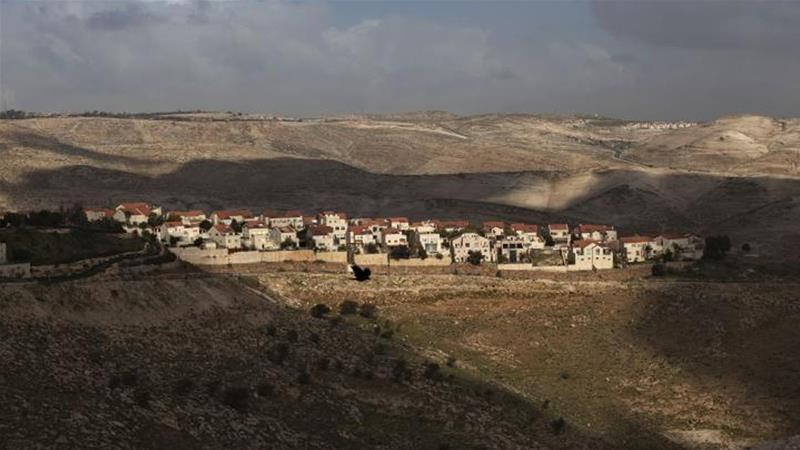Israeli settlements' creeping annexation of Palestine continues unabated as settlements spread [Al Jazeera]