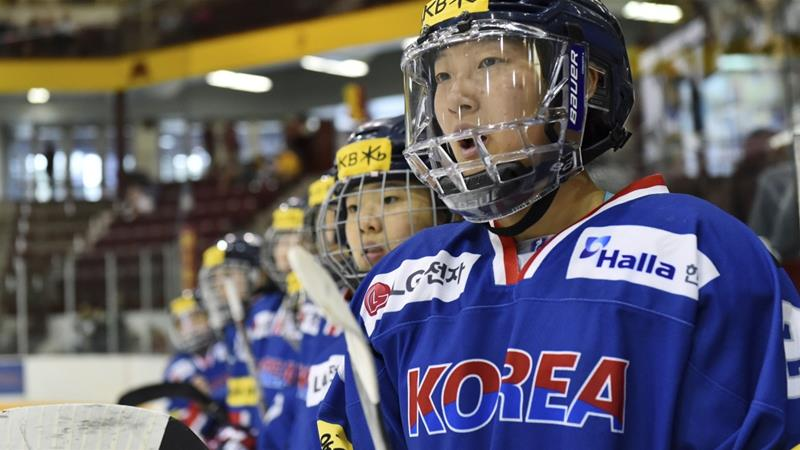 North and South Korea to field joint hockey team