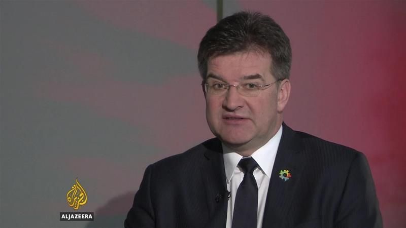 Miroslav Lajcak on Jerusalem and UN reforms