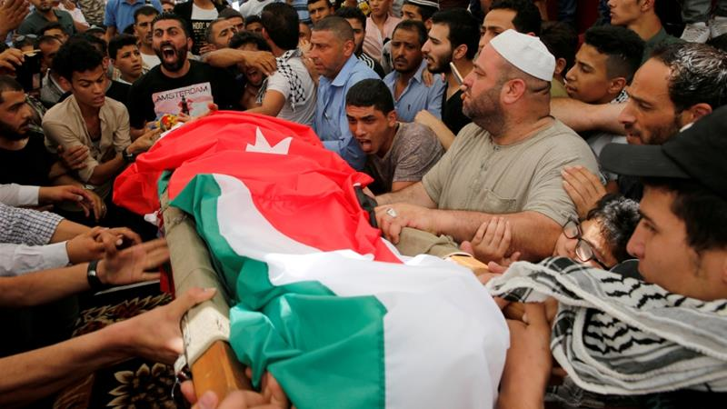 Jordan says Israel apologises for killing of two…
