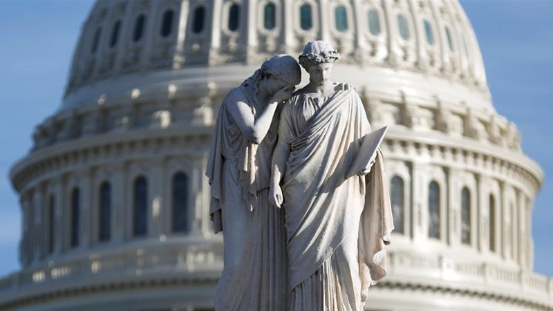 Who is to blame for the US government shutdown?