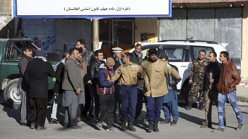 Taliban cliams Kabul Intercontinental Hotel siege