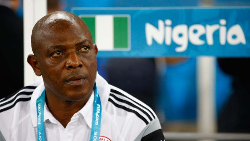 Keshi was one of only two men to win the Africa Cup of Nations tournament as both a player and coach [Getty Images]