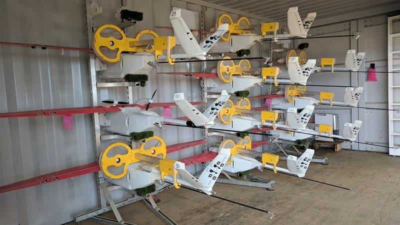 From Kigali to Khartoum: Africa's drone revolution