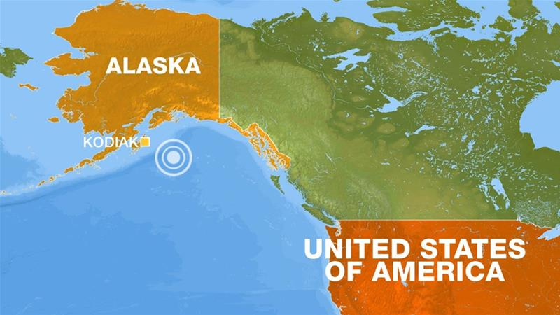 Tsunami warning cancelled after Alaska earthquake