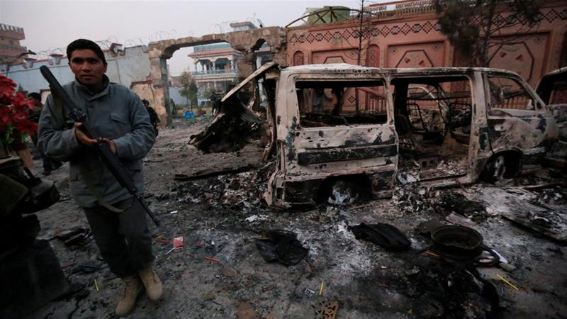 ISIL claims attack on Save the Children headquarters