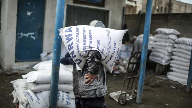 'It is wrong': 21 groups slam US for cutting UNRWA aid
