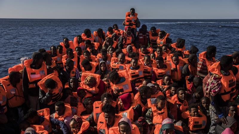 So far this year, the IOM has recorded at least 349 migrant fatalities across the world [File: Santi Palacios/The Associated Press]