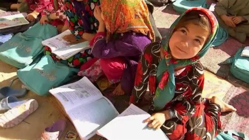 Pencils and Bullets: Girls' Education in Afghanistan