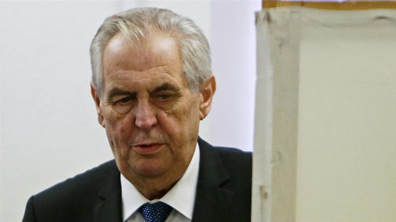 Some Czechs Fear Zeman With His Far Right Rhetoric Might Further Divide Their Country