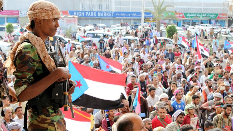 uae backed separatists launch coup in southern yemen news al